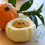 Pumpkin & Sweet Potato Soup
