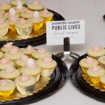 Champagne Cupcakes & Karl Lagerfeld Rice Krispie | #KarlApproved | Chicago, IL