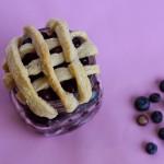 Ricotta Blueberry | Homemade Pie