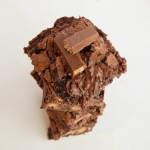Gimme a Brownie   KitKat Brownies   Homemade
