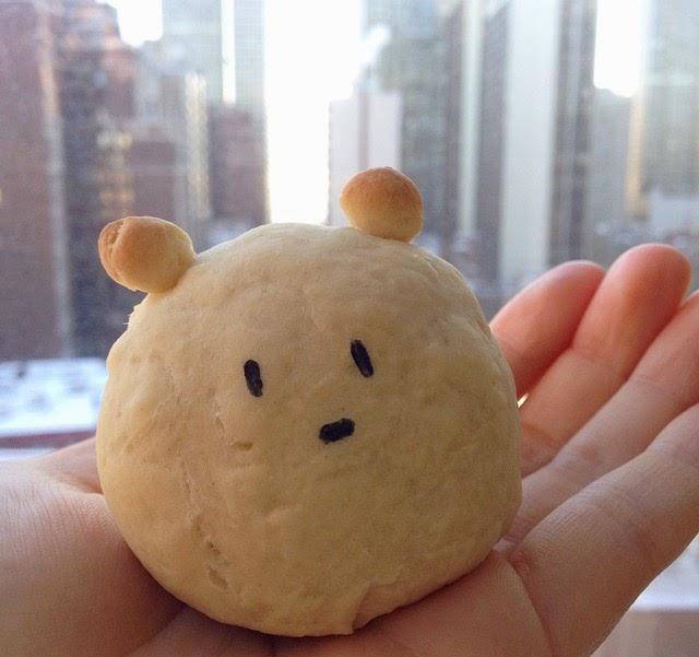 bear bread recipe