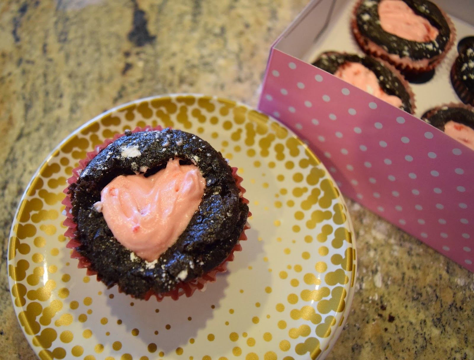 Public Lives: Sequins Are A Girls Best Friend Secret Recipes: Chocolate Cherry Cupcakes