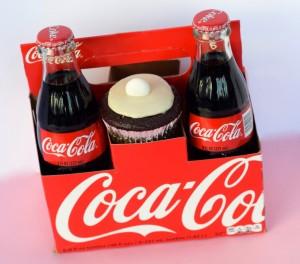 Coca-Cola & Mentos Cupcake Recipe