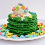 St. Pancake's Day | Guinness Infused Green Pancake Recipe