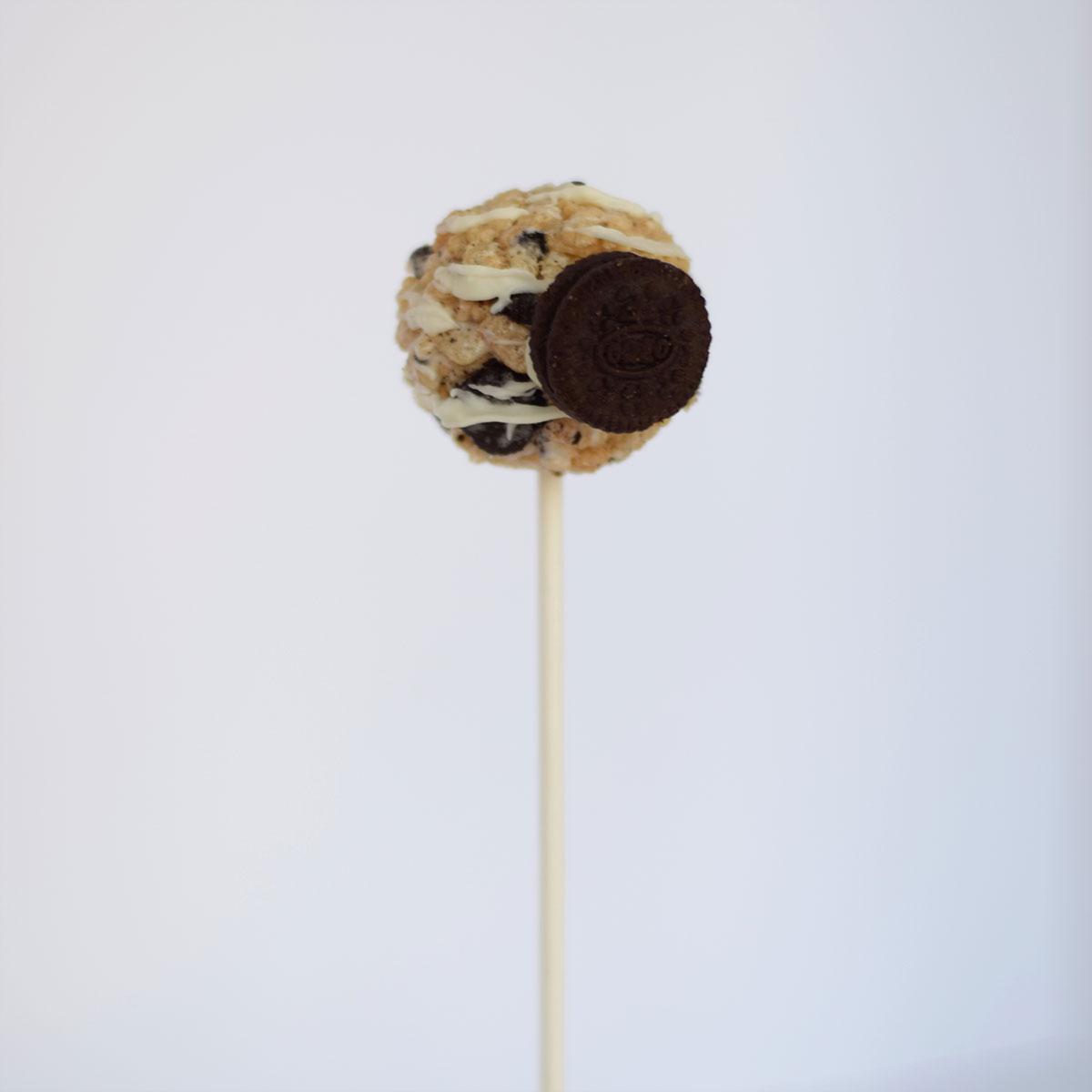Cookies & Cream Krispops