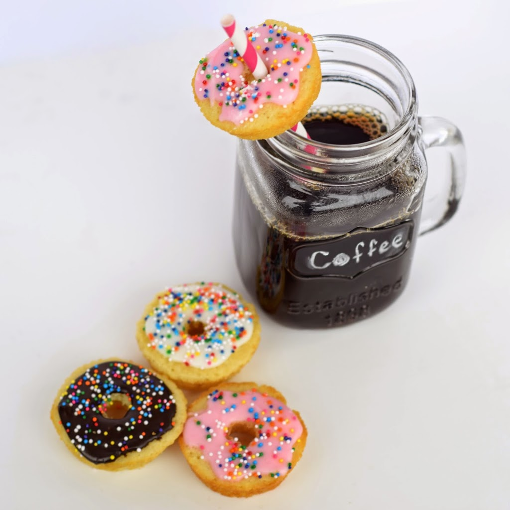 Coffee & Mini Donuts Recipe