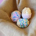 Easter Krispie Eggs & Krispops