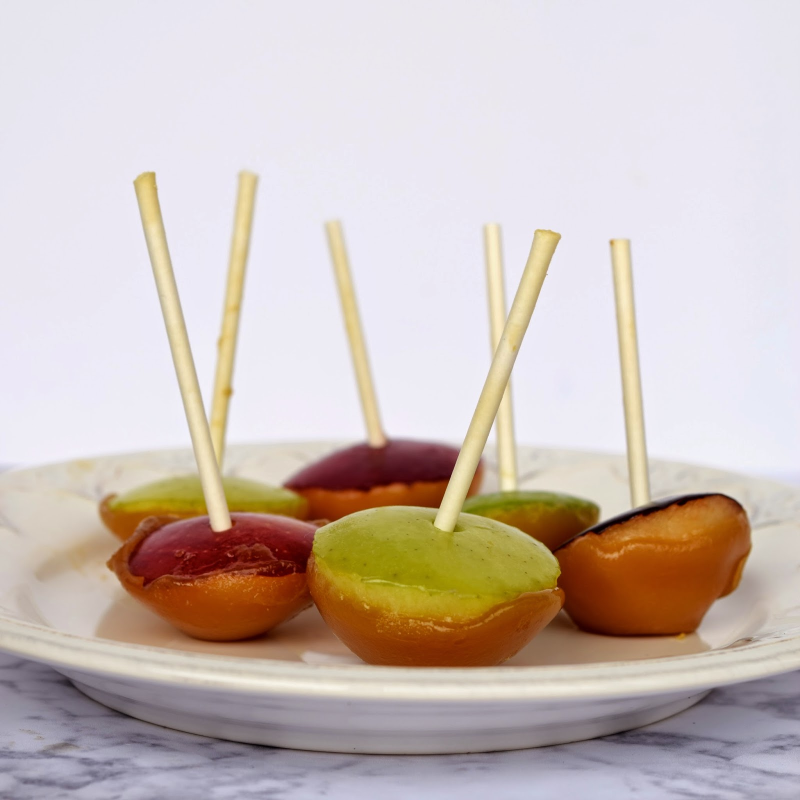 Easy Caramel Apple Bite Recipe