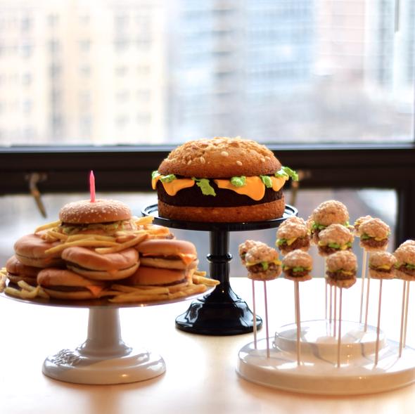 Burger Birthday Bash