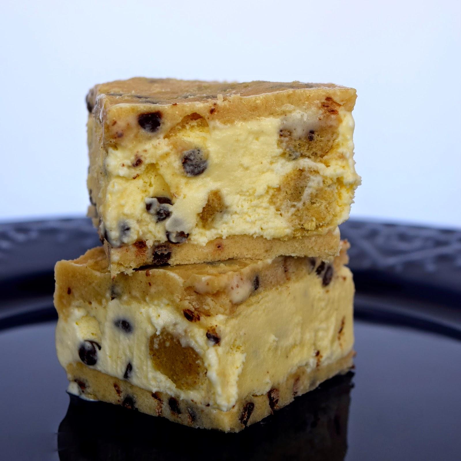 cookie dough ice cream sandwich recipe