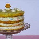Dunkaroo Layered Cake Recipe