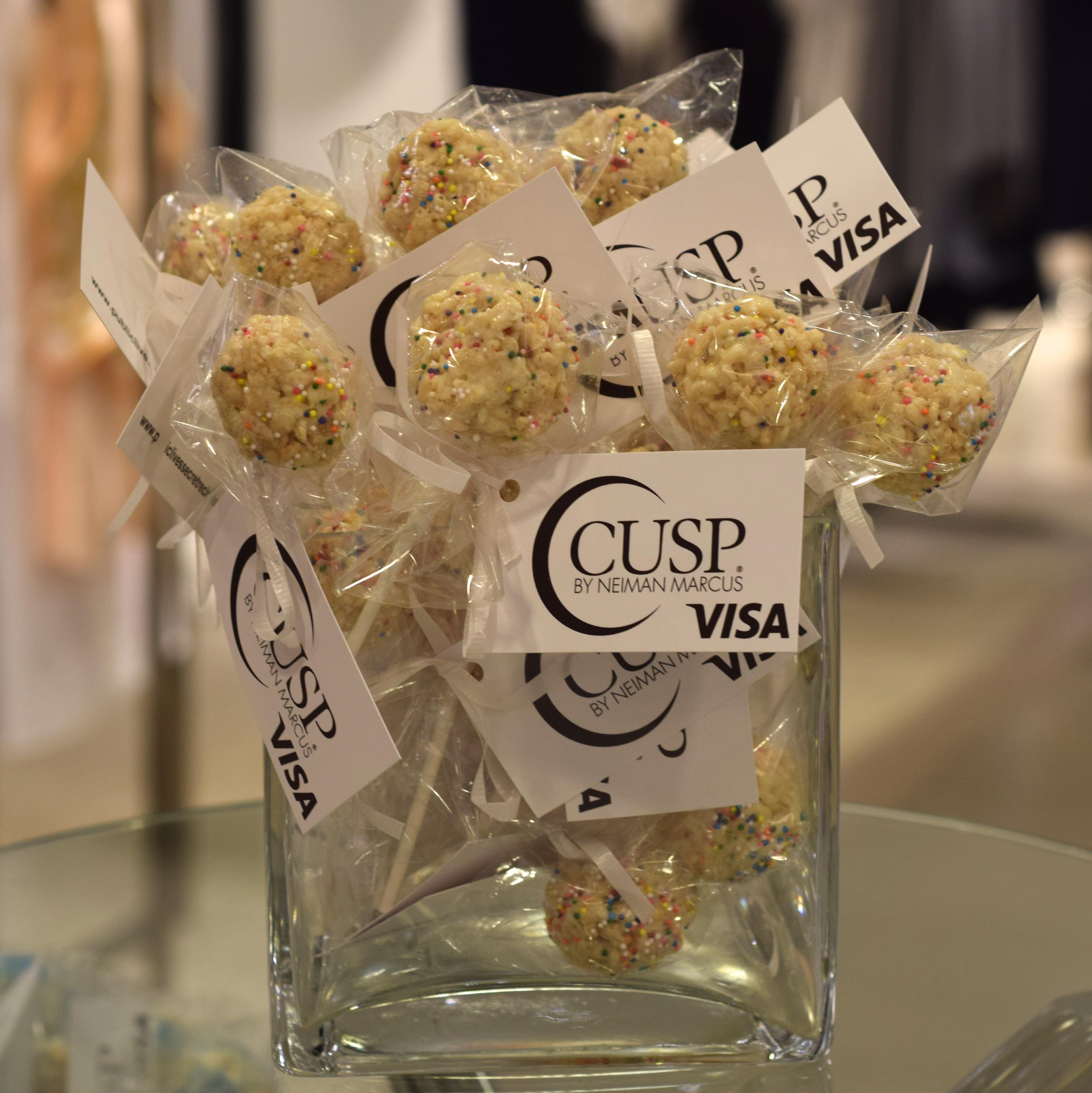 Krispops x CUSP by Neiman Marcus