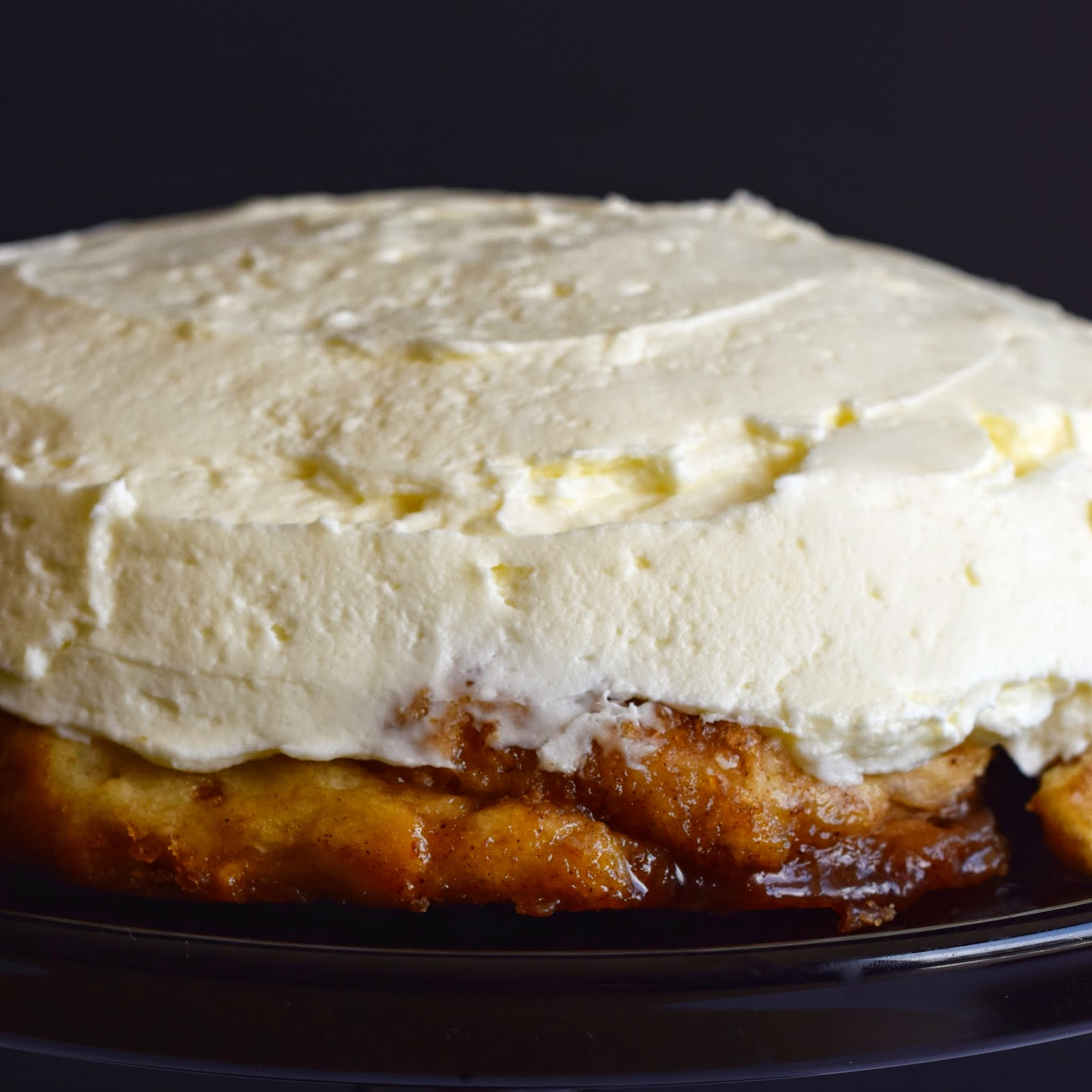 cinnabun cream cheese frosting recipe