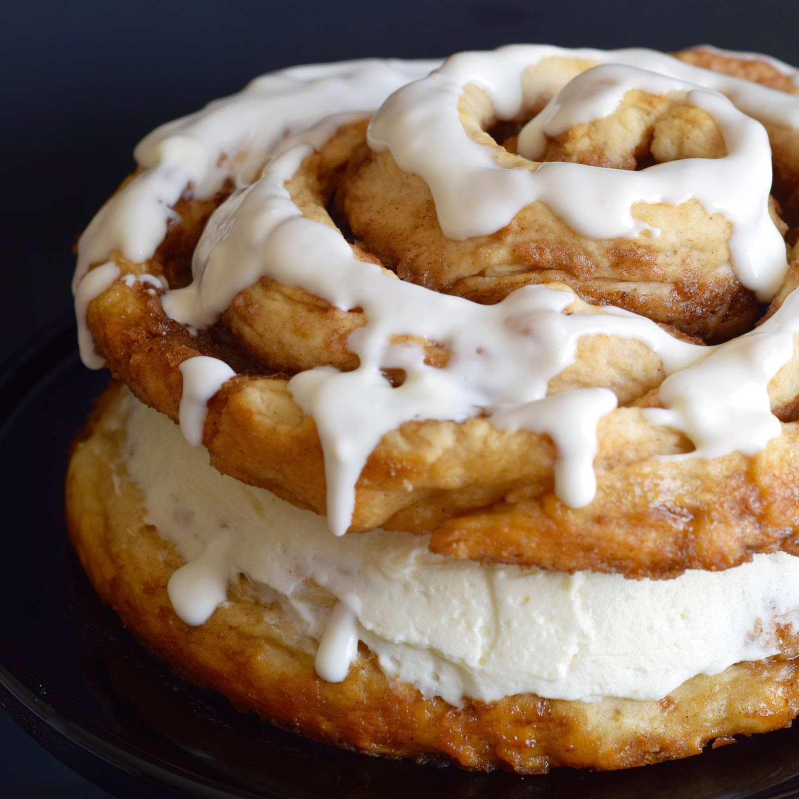 cinnabun frosting cake recipe