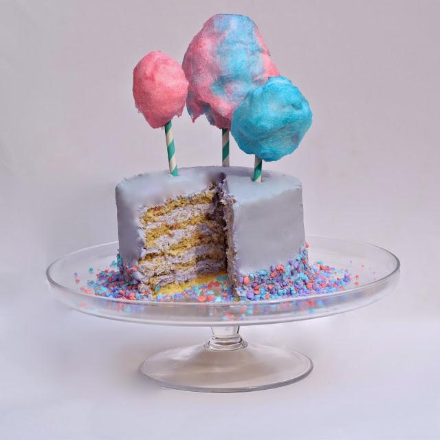 cotton candy cake recipe layered