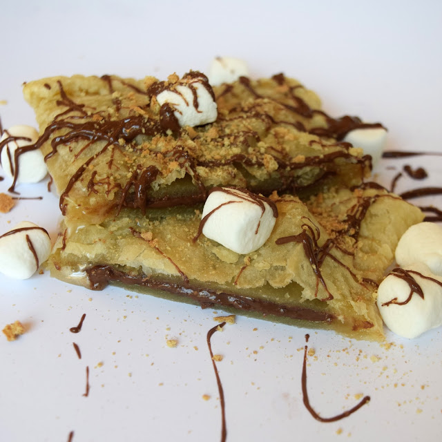 smore pop tart puff pastry recipe