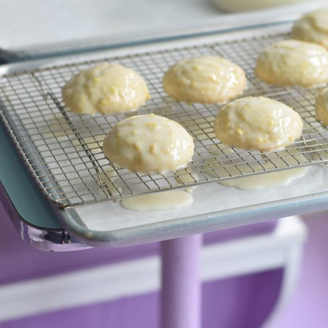 luscious lemon cookies recipe
