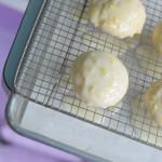 Public Lives: Sweet Mandy B's | Secret Recipes: Luscious Lemon Cookies