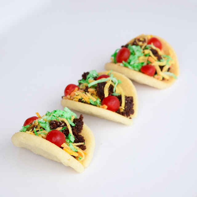 taco cookie recipe