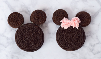 Mickey & Minnie Mouse Oreos