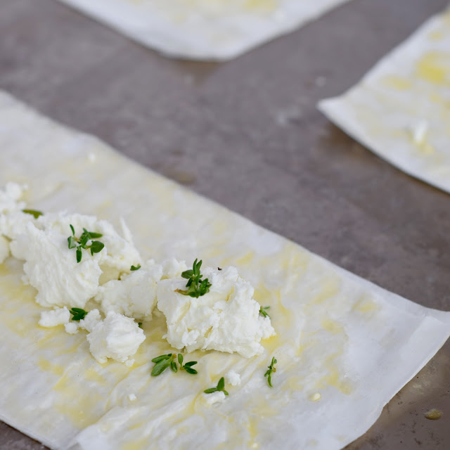 goat cheese pastry recipe