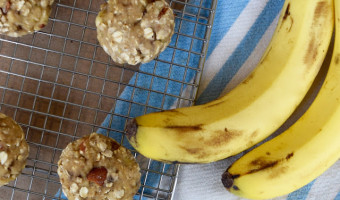 healthy banana bread cookie recipe