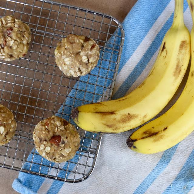 healthy banana bread cookie recipe