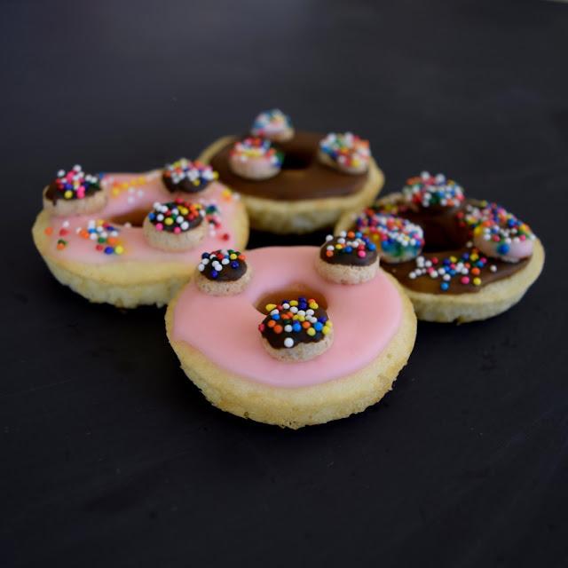mini donut sprinkles