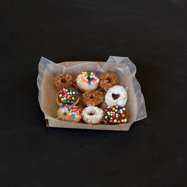 miniature donut recipe
