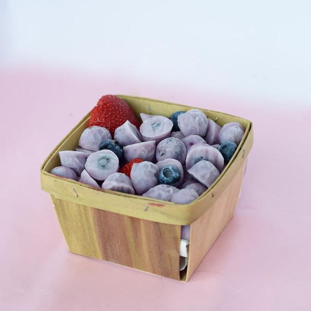 yogurt covered berry recipe