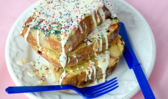 Birthday Cake French Toast Recipe