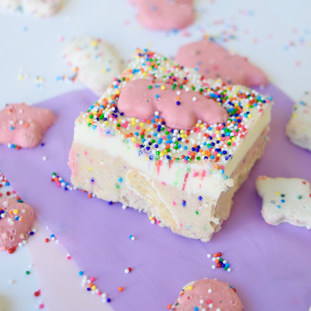 circus cookie bar recipe