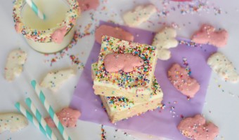 circus cookie bars recipe