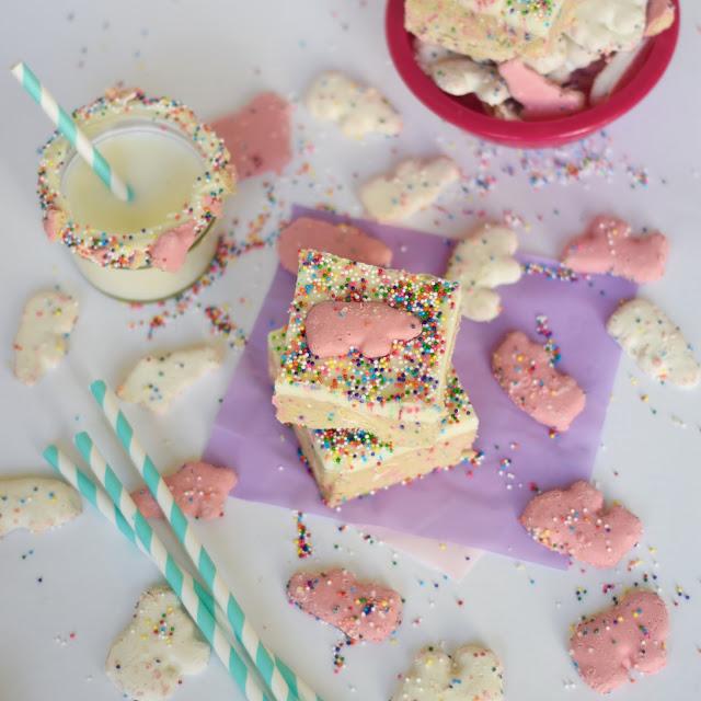 circus cookie bars recipe