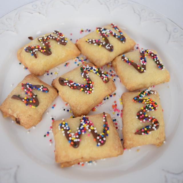 mini pop tart cereal recipe