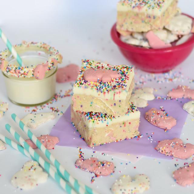 recipe circus cookie bar