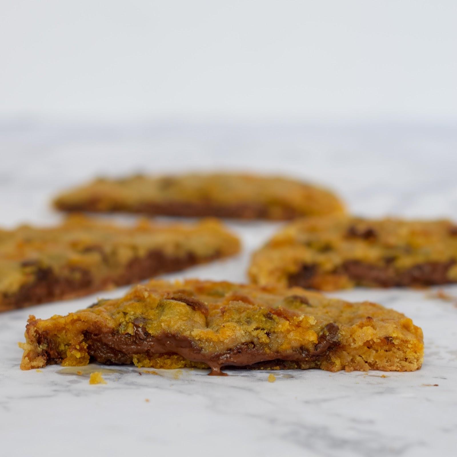 the best nutella pumpkin cookie recipe