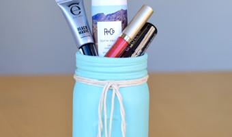 Birchbox DIY Makeup Organizer