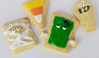 Halloween Pop-Tart Recipe