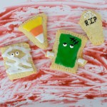 Homemade Halloween Pop-Tarts Recipe