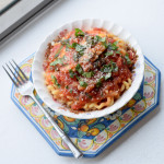 Public Lives: Lakeshore Lady | Secret Recipes: Fried Egg Pasta Sauce