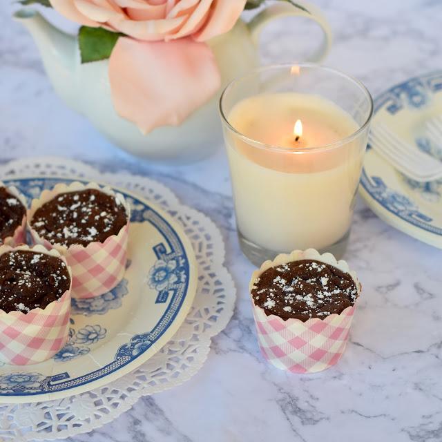 four ingredient nutella cupcakes