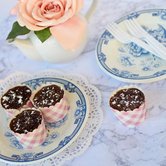 four ingredients nutella cupcake recipe