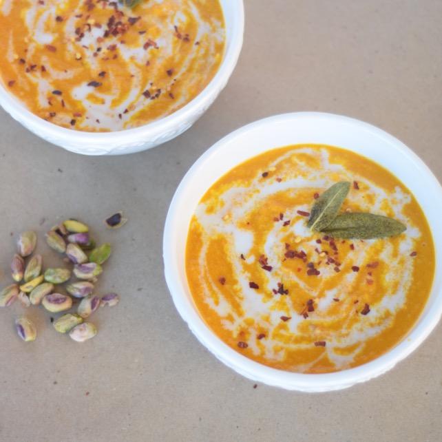 thai curry butternut squash soup recipe