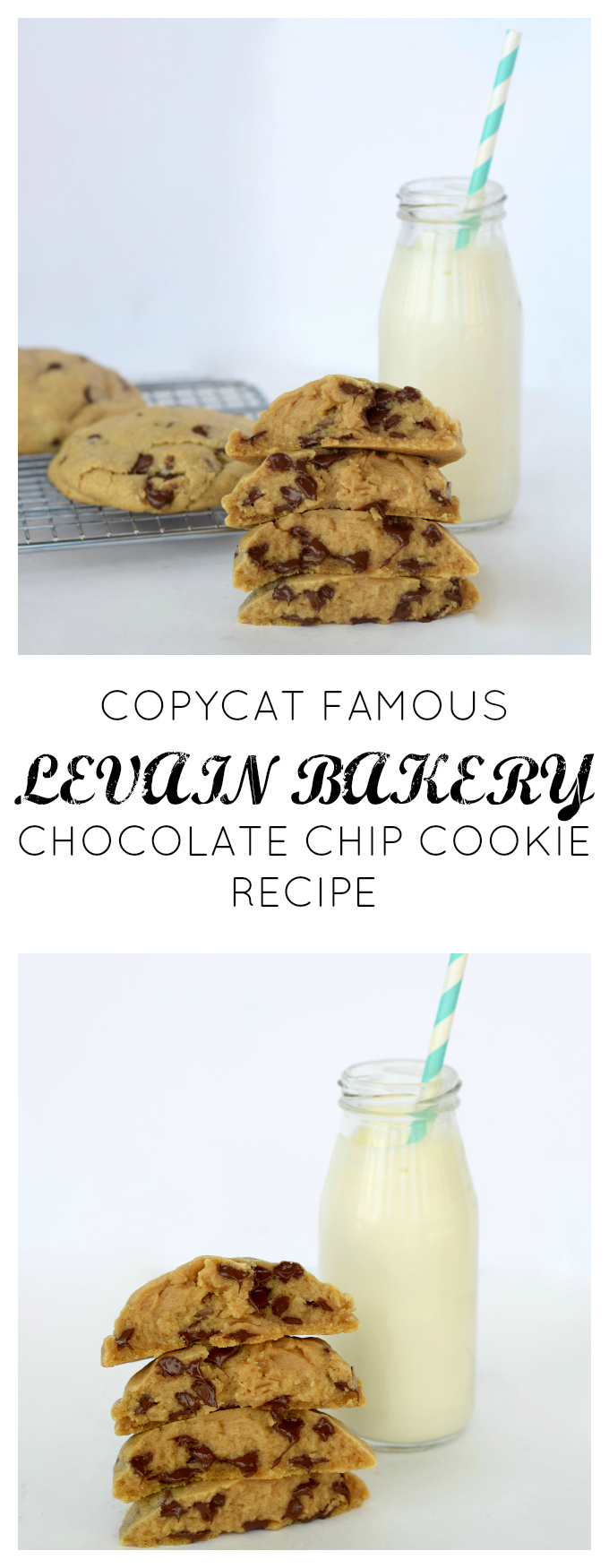 Copycat Famous Levain Bakery Chocolate Chip Cookie Recipe