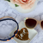 DIY Flower Sunglasses & Headband Tutorial