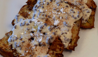 Cannoli French Toast Recipe