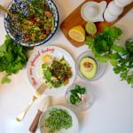 Public Lives: Glossed & Found | Secret Recipes: Tomato Topper Salad
