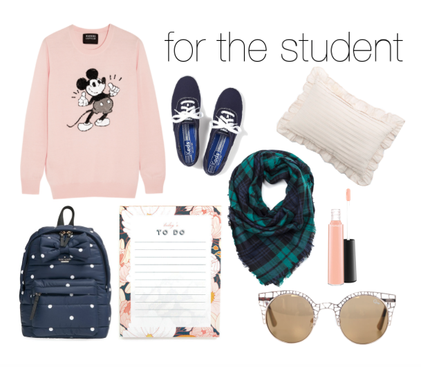 Holiday Gift Guide: For The Student