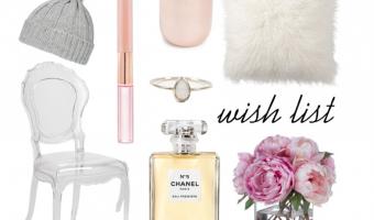 Holiday Wish List